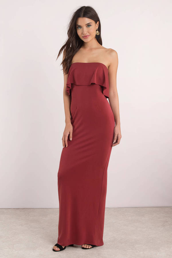 Cheap red prom dresses
