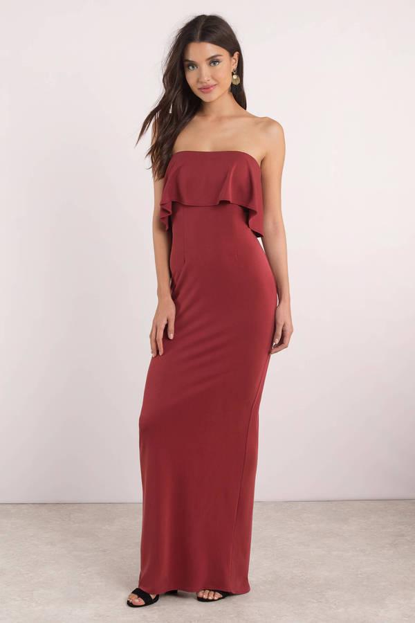 Summer maxi dresses for wedding guests
