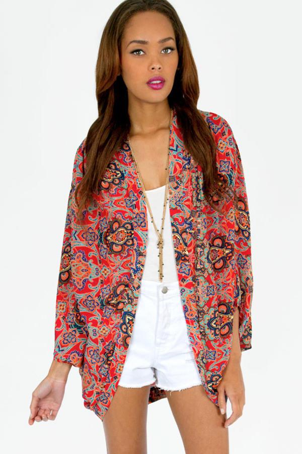Summerfield Kimono