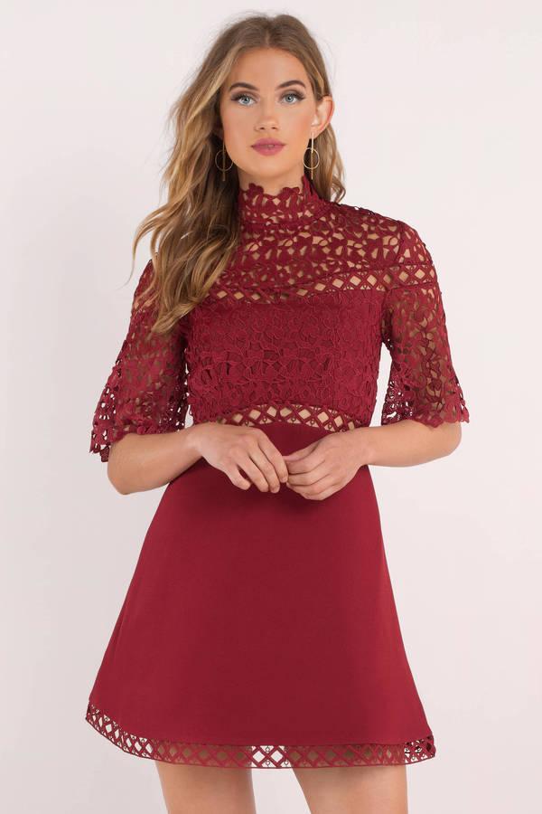 Red Dresses | Red Prom Dress, Red Cocktail Dress | Tobi CA