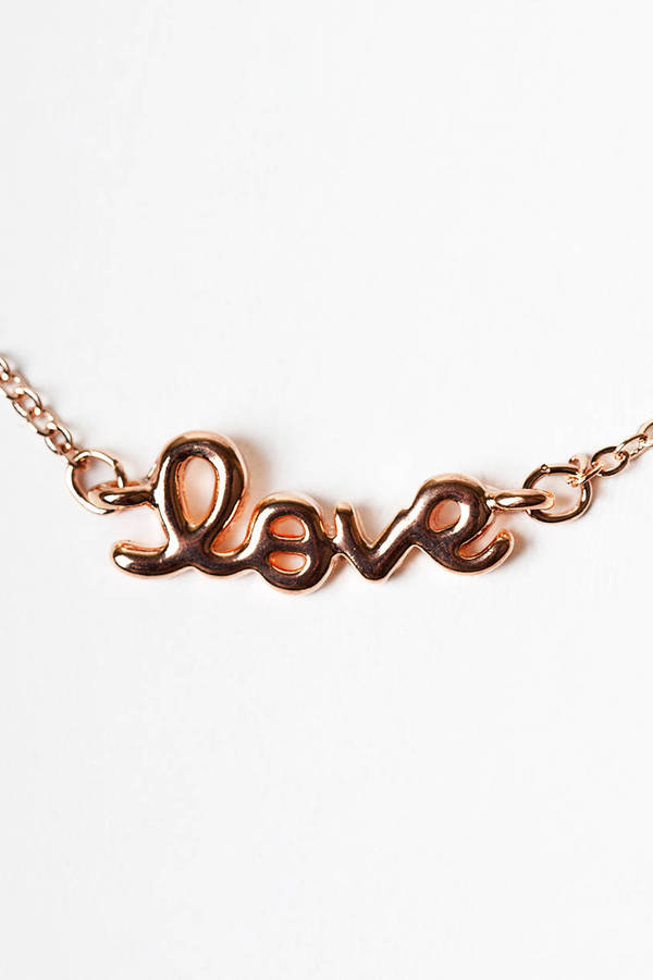 A Little Love Bracelet