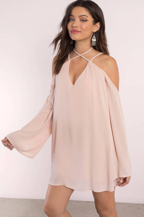 Pink Dresses | Hot, Light, Baby Pink, Prom& Cocktail Dresses | Tobi