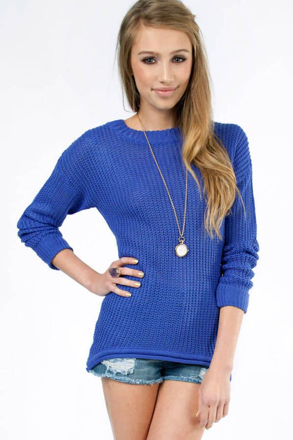 In Bloom Knit Sweater