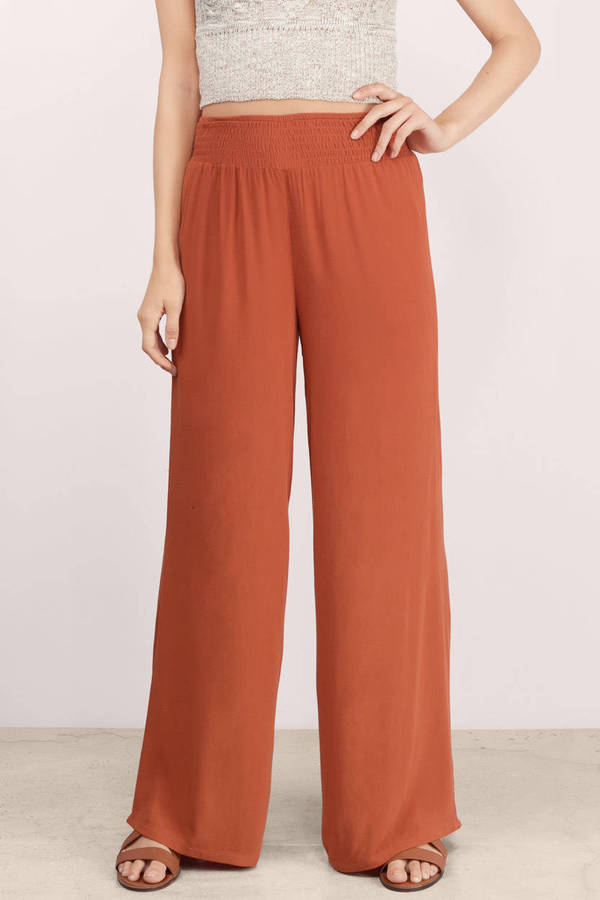 Wide Leg Pants | Shop Wide Leg Pants at Tobi