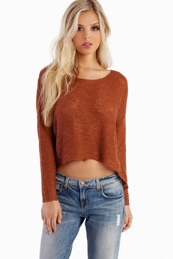 Round the Neck Sweater