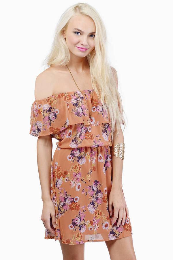 Tania Floral Dress