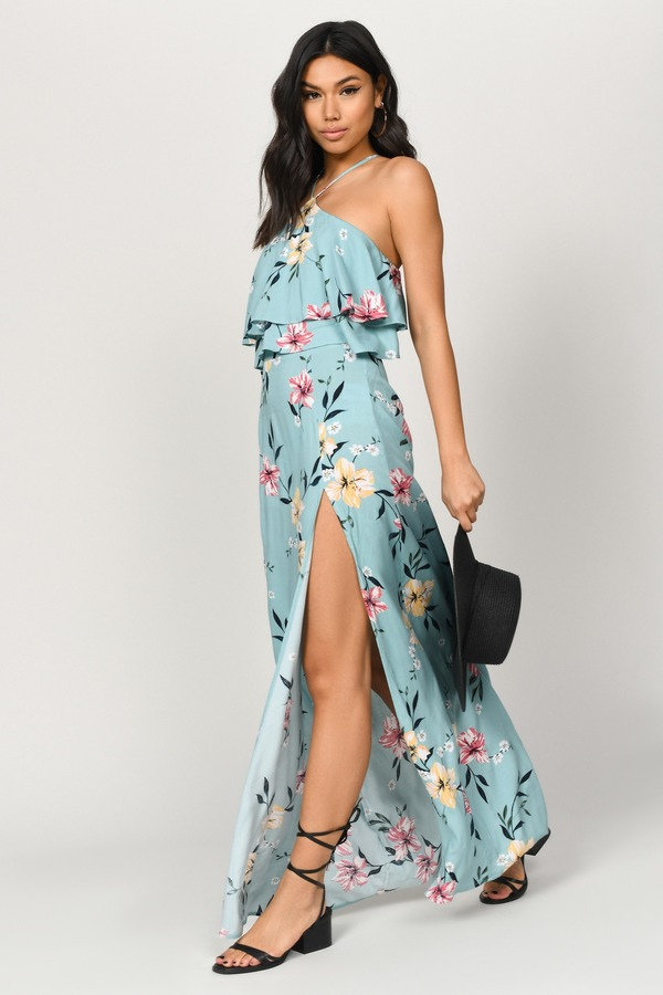 9ea7f73f7064 Cut Out Dresses | Long Sleeve Cutout Dress, Side Cut Out Maxi | Tobi