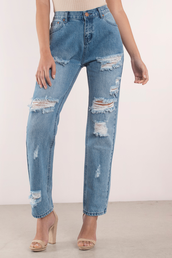 Jeans | Skinny Jeans, Boyfriend Jeans, High Waisted Jeans | Tobi