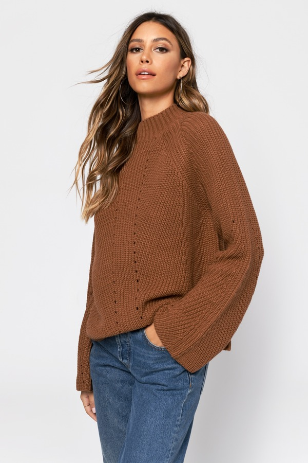 Sweaters For Women Oversized Sweaters Cable Knit
