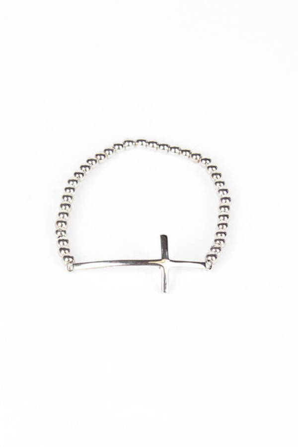 Intersecting Bracelet