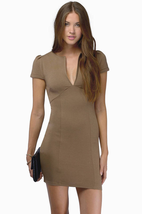 Aria Bodycon Dress