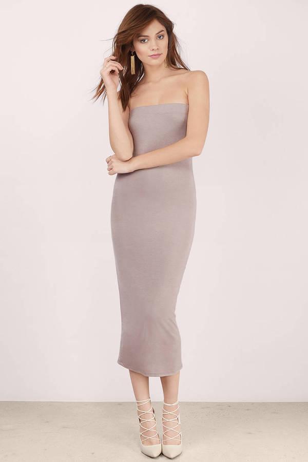 Strapless Dresses | White Strapless Dress, Black Strapless Dress ...