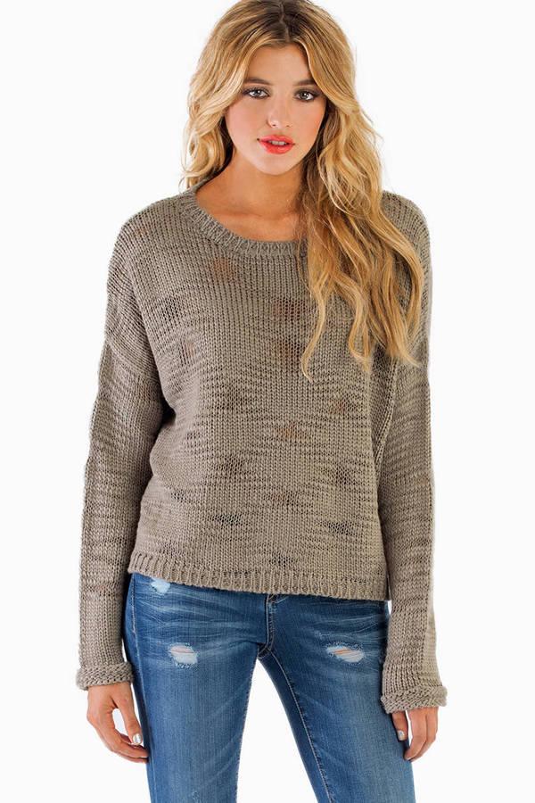 Faithfully Yours Sweater