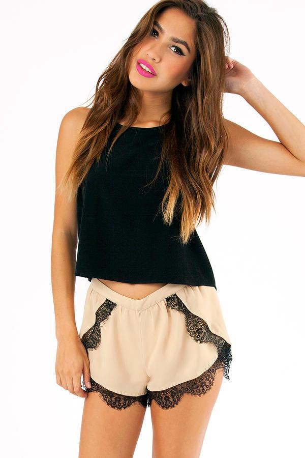 Gia Flouncy Shorts
