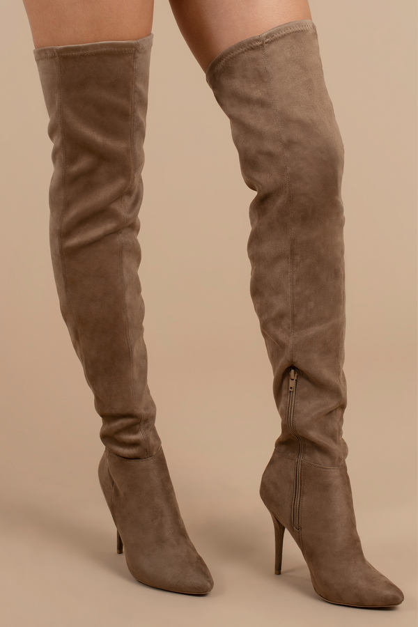 8aad018dfa0 Over The Knee Boots