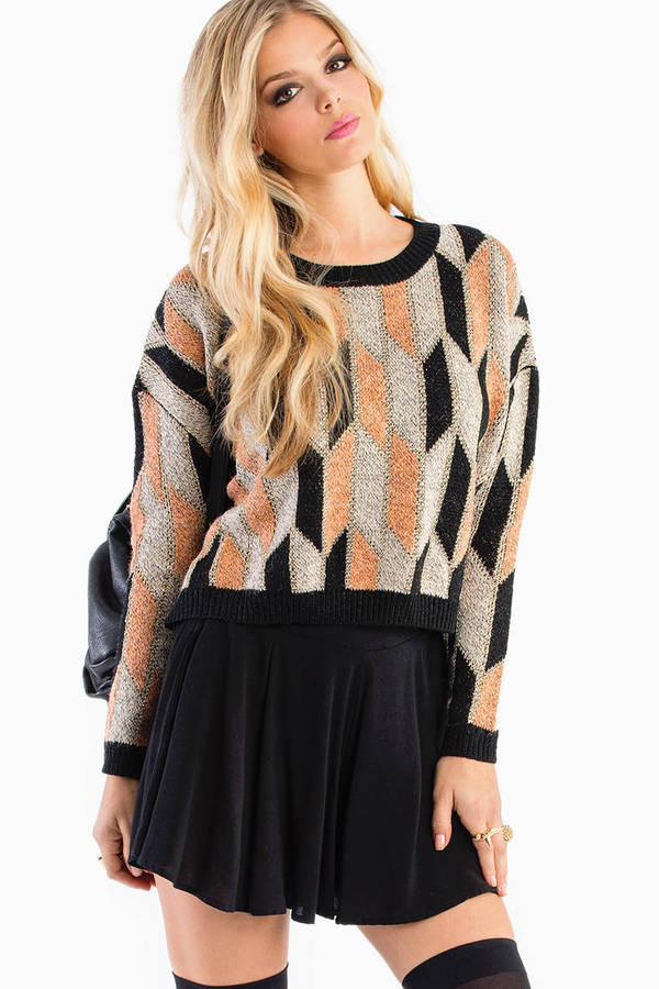 Stannic Sweater