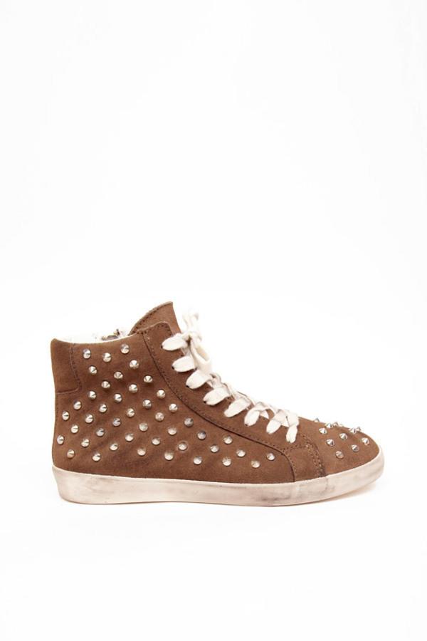 Steve Madden Twynkle Studded Sneakers