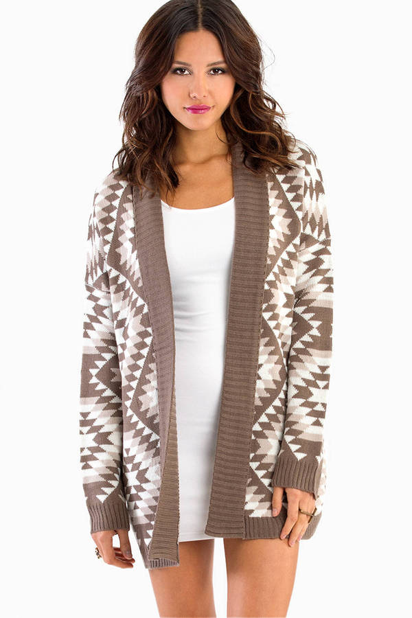 Wilderness Oversized Cardigan