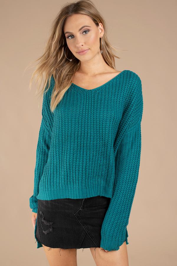 Some Nights Sweater