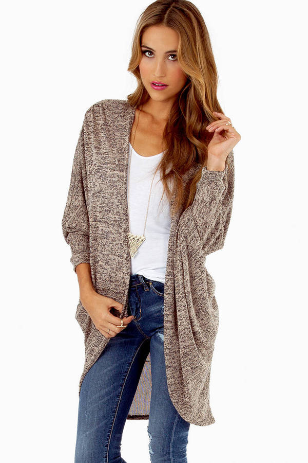 Wrap Star Cardigan