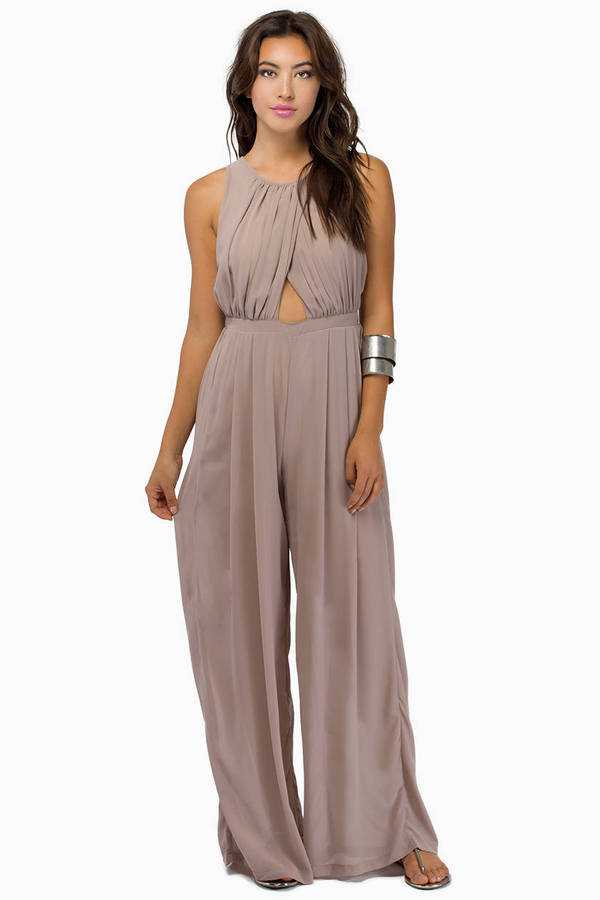 First Date Jumpsuit
