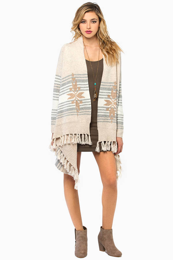 Love Stitch Into the Horizon Cardigan