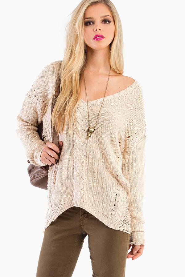 Random Day Sweater