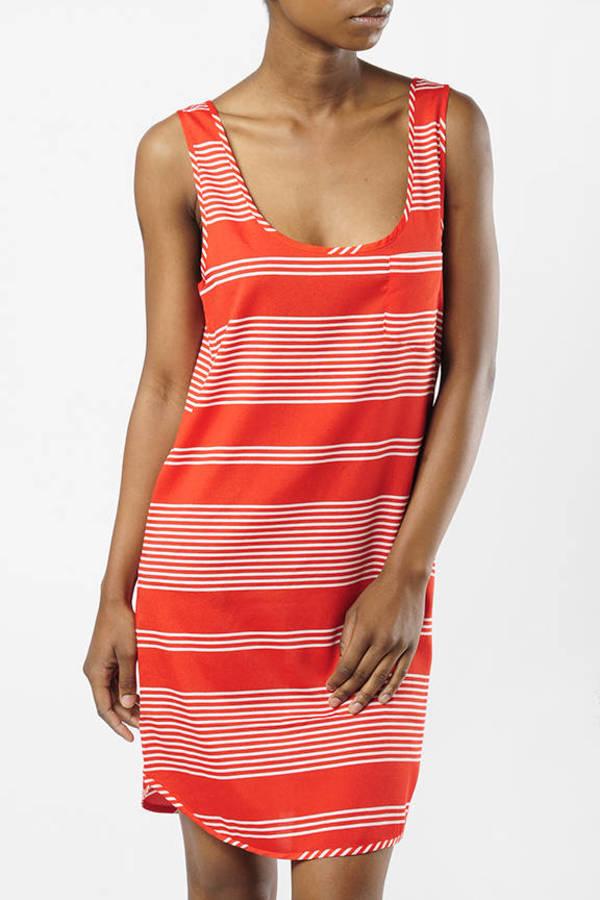 Ross Striped Tank Dress