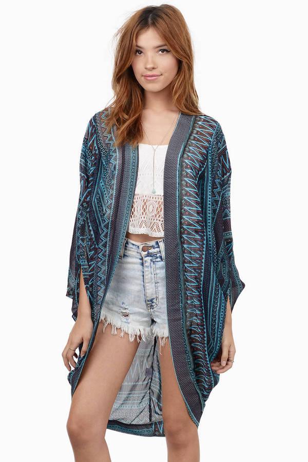 Stars And Revelations Kimono
