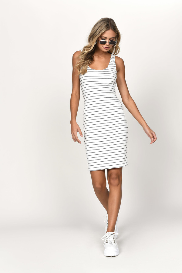 Midi Dresses | White Midi Dress, Black Midi Dress | Tobi