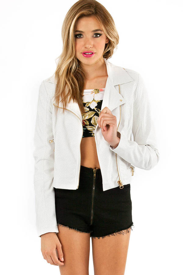 Bad Girl Biker Jacket
