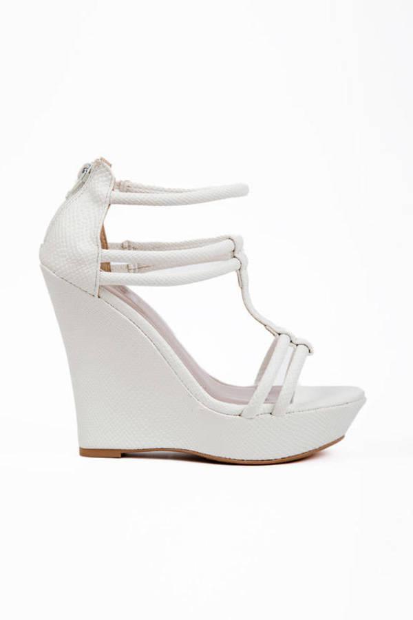 Bikini Wedge Sandal