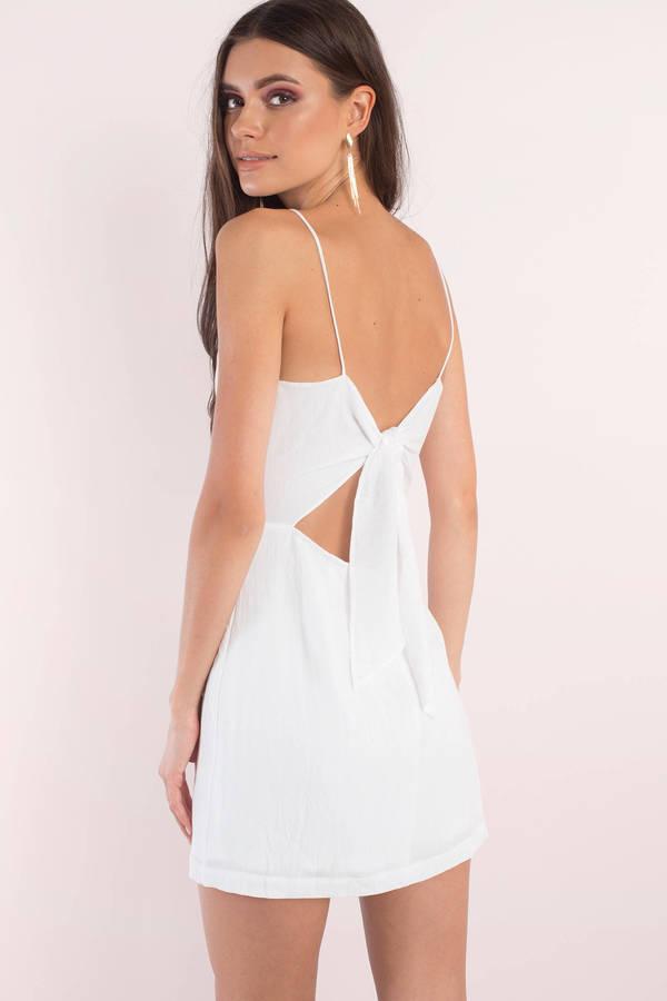 White Dresses For Women   White Lace Dress, Sexy White Dress   Tobi