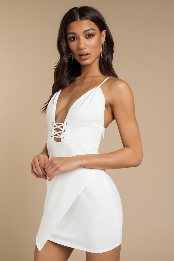 Valentineu0027s Day, White, Of Courset Does Bodycon Dress, ...