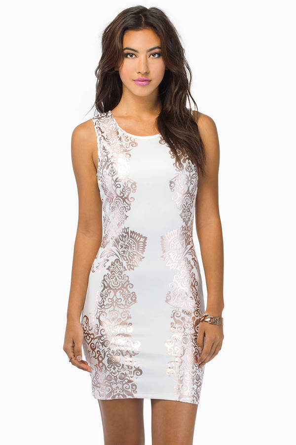 Hallie Bodycon Dress