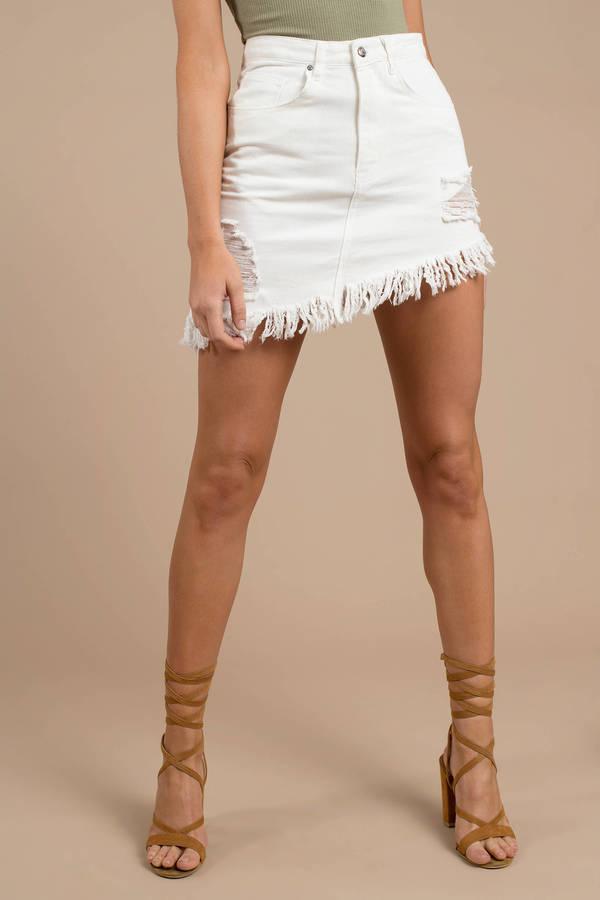 For that Short white mini skirt apologise, but