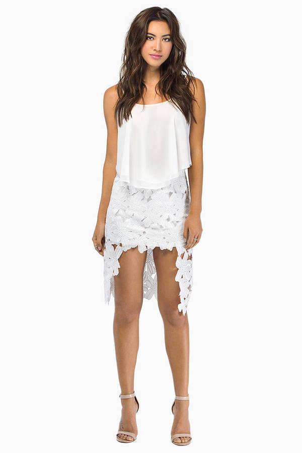 Rehab Clothing Tea Party Skirt