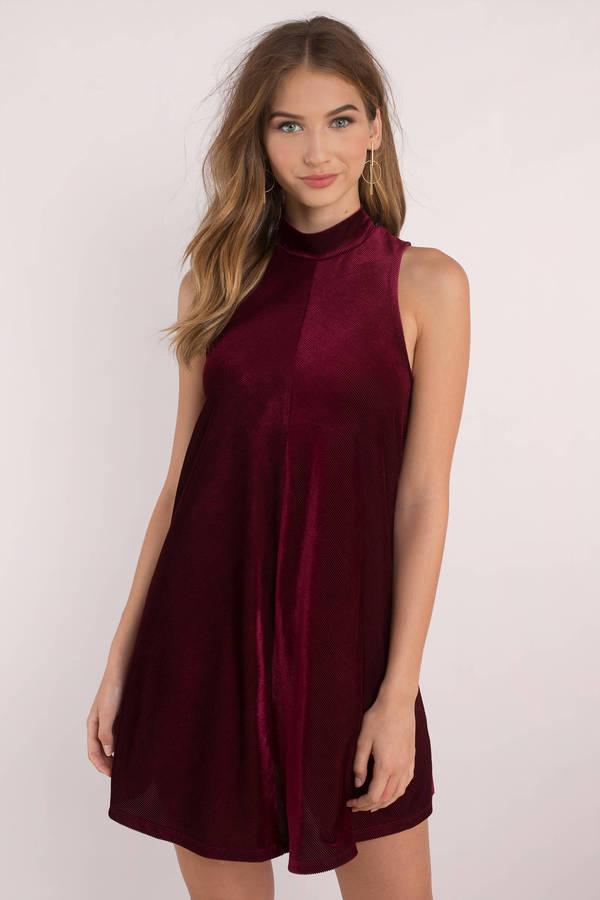 High Neck Dresses