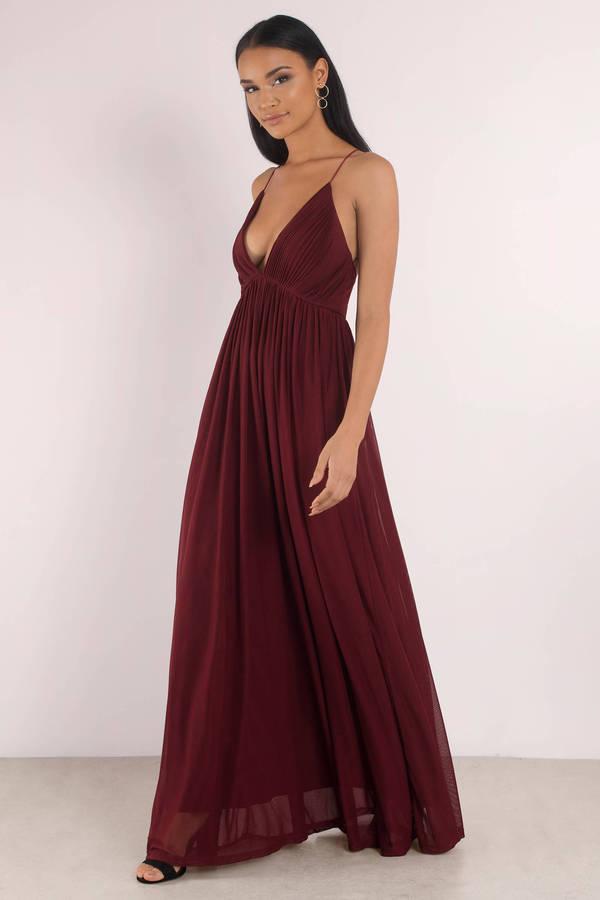 Fall Maxi Dresses Formal