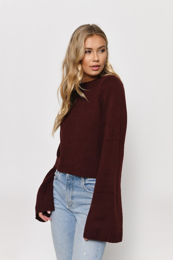 Cropped Sweaters  2550a66d1