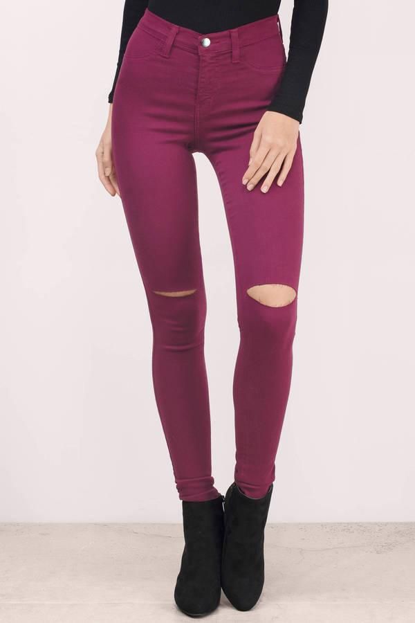 Jeans | Skinny Jeans, Boyfriend Jeans, High Waisted Jeans | Tobi