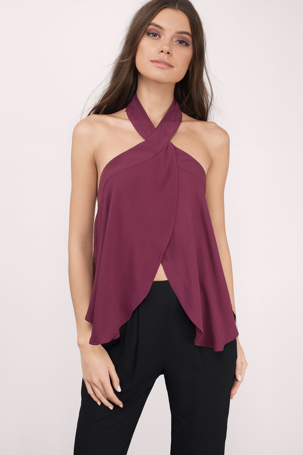9 Trendy Halter Tops For Women In Fashion 2020 Styles At