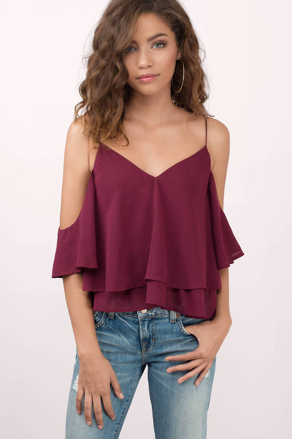 Shoulder Blouse