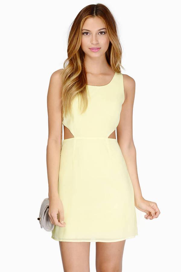 Cut it Out Dress