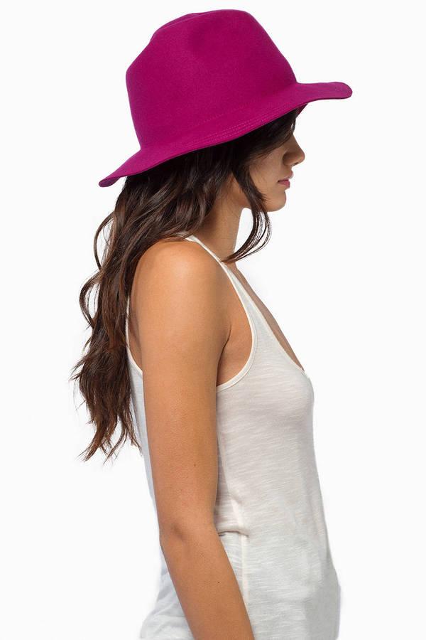 Fancied Fedora Hat