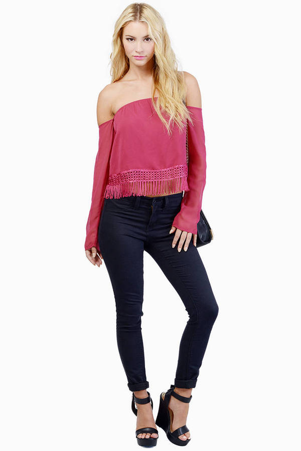 Fool For Love Top