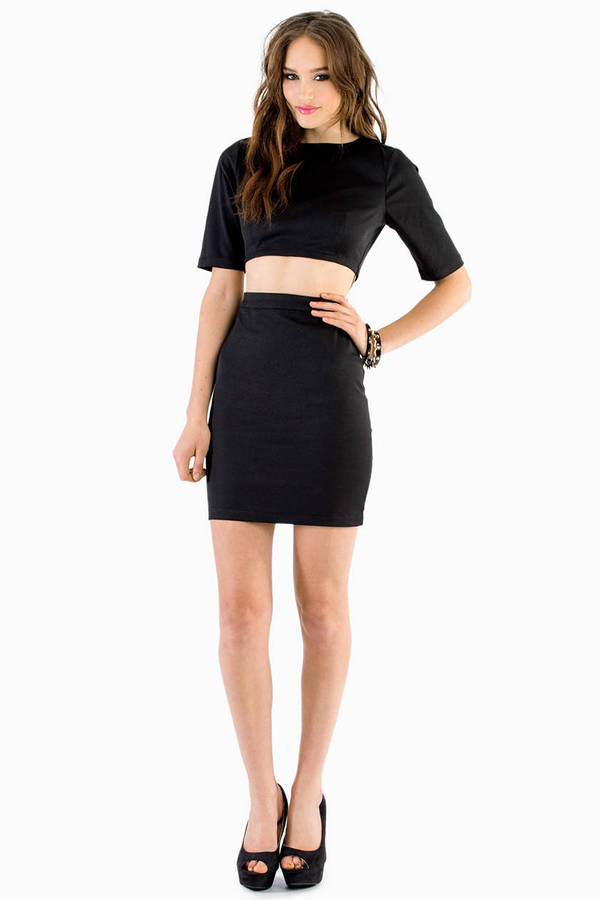 Aaliyah Bodycon Dress