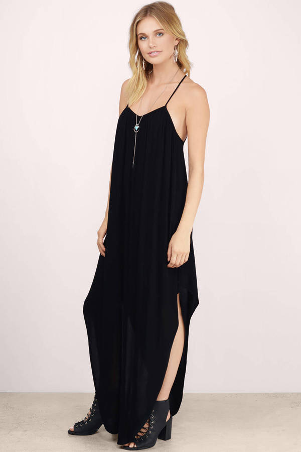 Alessia maxi dress