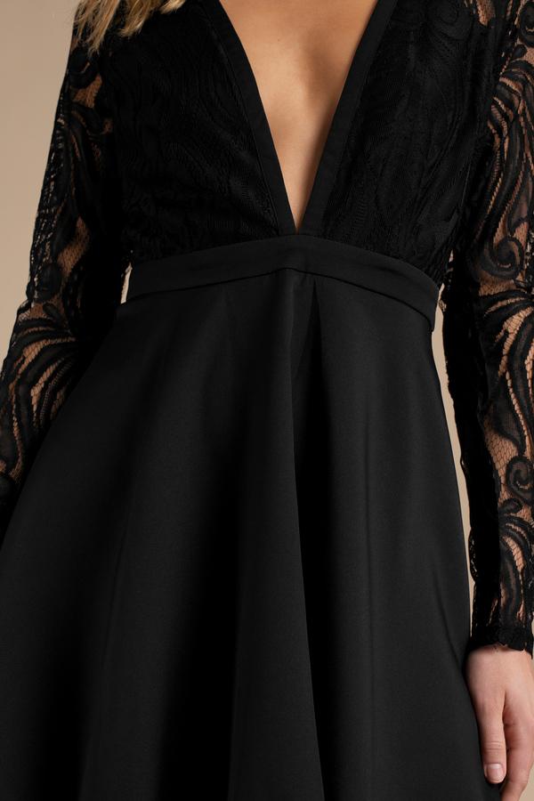 Long Sleeve Dresses   Maxi Dresses, Long Floral Dresses   Tobi
