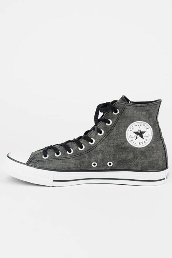 All Star Vintage Wash Hi Top Sneakers